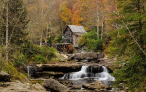 Watermill Wallpaper For Laptop