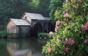Watermill Wallpapers