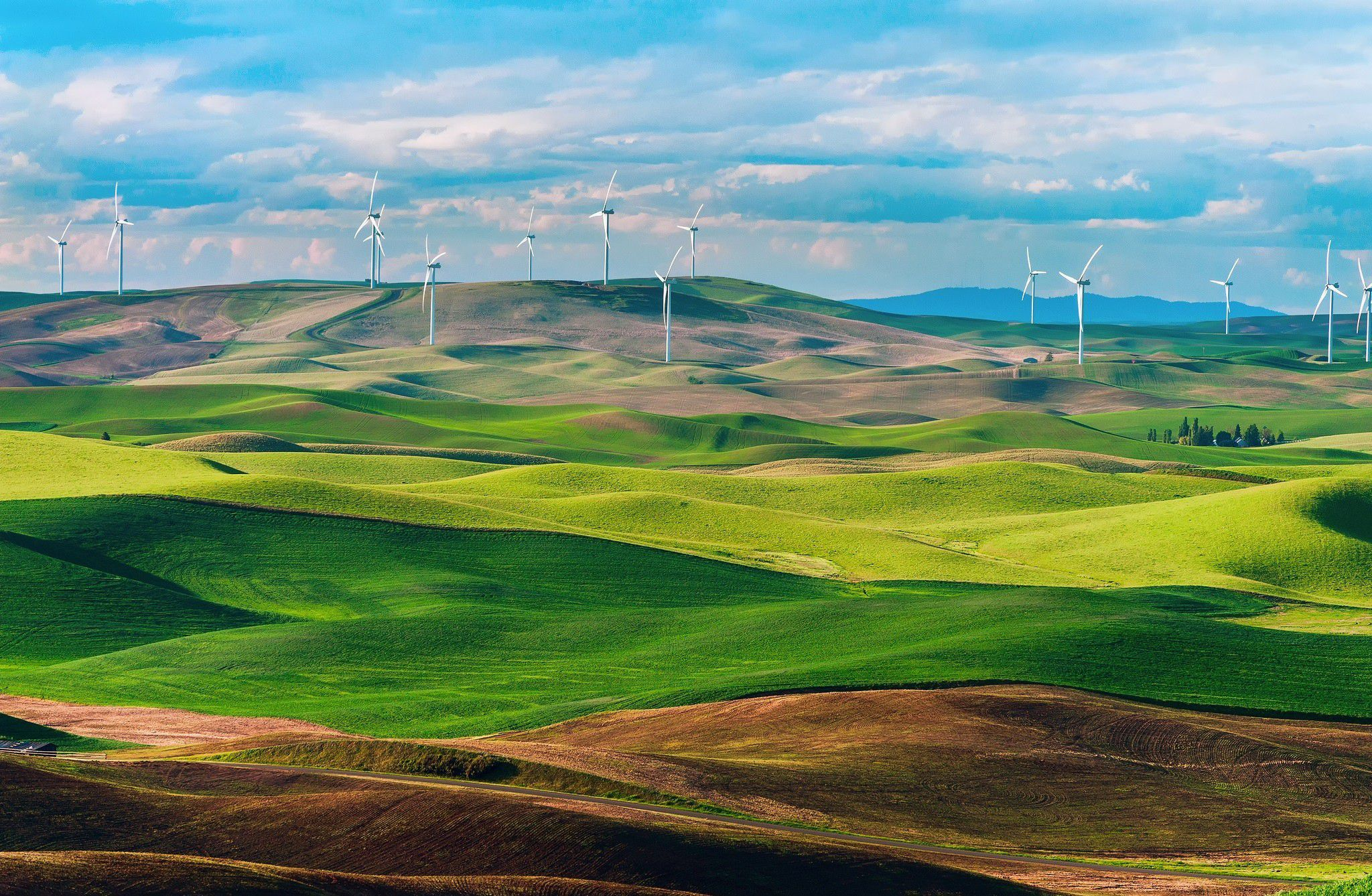 Wind Turbine Wallpapers Backgrounds