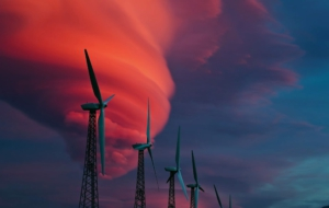 Wind Turbine HD Desktop