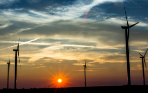 Wind Turbine HD Wallpaper