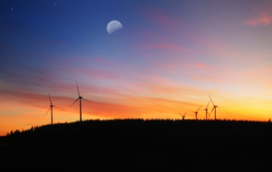 Wind Turbine Wallpaper For Computer