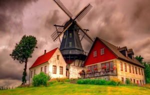 Windmill Computer Backgrounds
