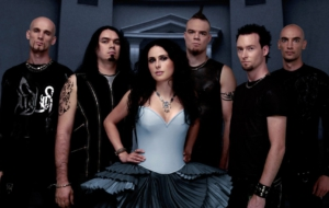 Within Temptation Wallpaper