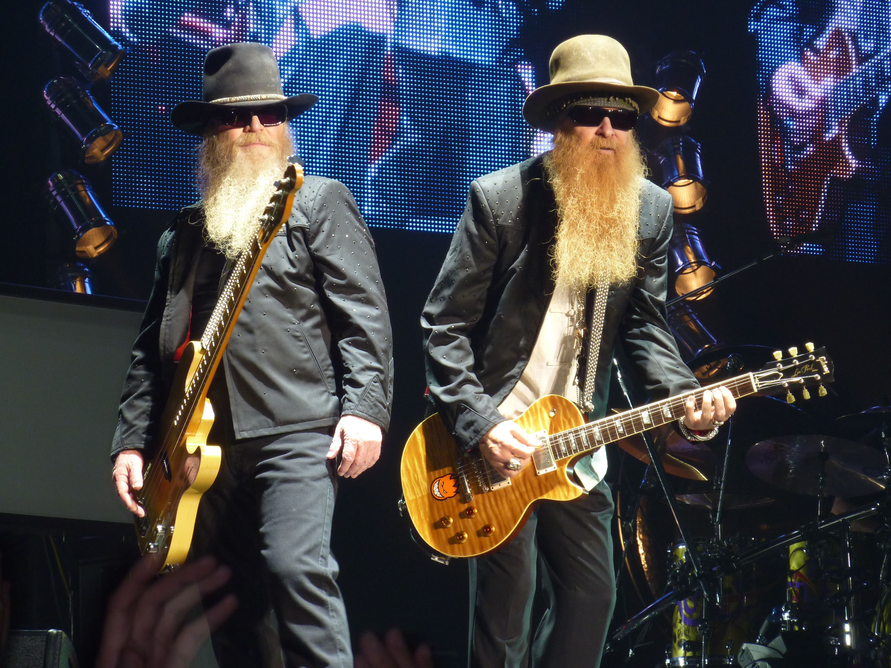 ZZ Top Wallpapers Backgrounds