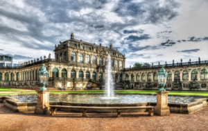 Zwinger (Dresden) HD Wallpaper