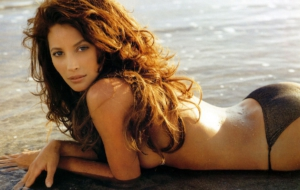Christy Turlington Widescreen