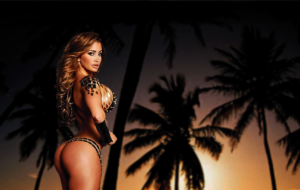 Claudia Sampedro Wallpaper