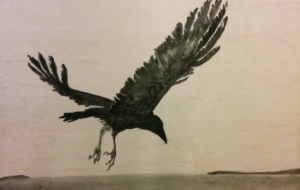 Crow Arts HD Desktop