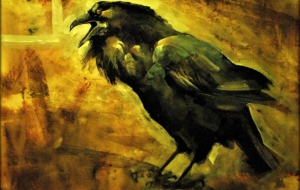 Crow Arts Wallpaper