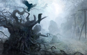 Crow Arts For Desktop