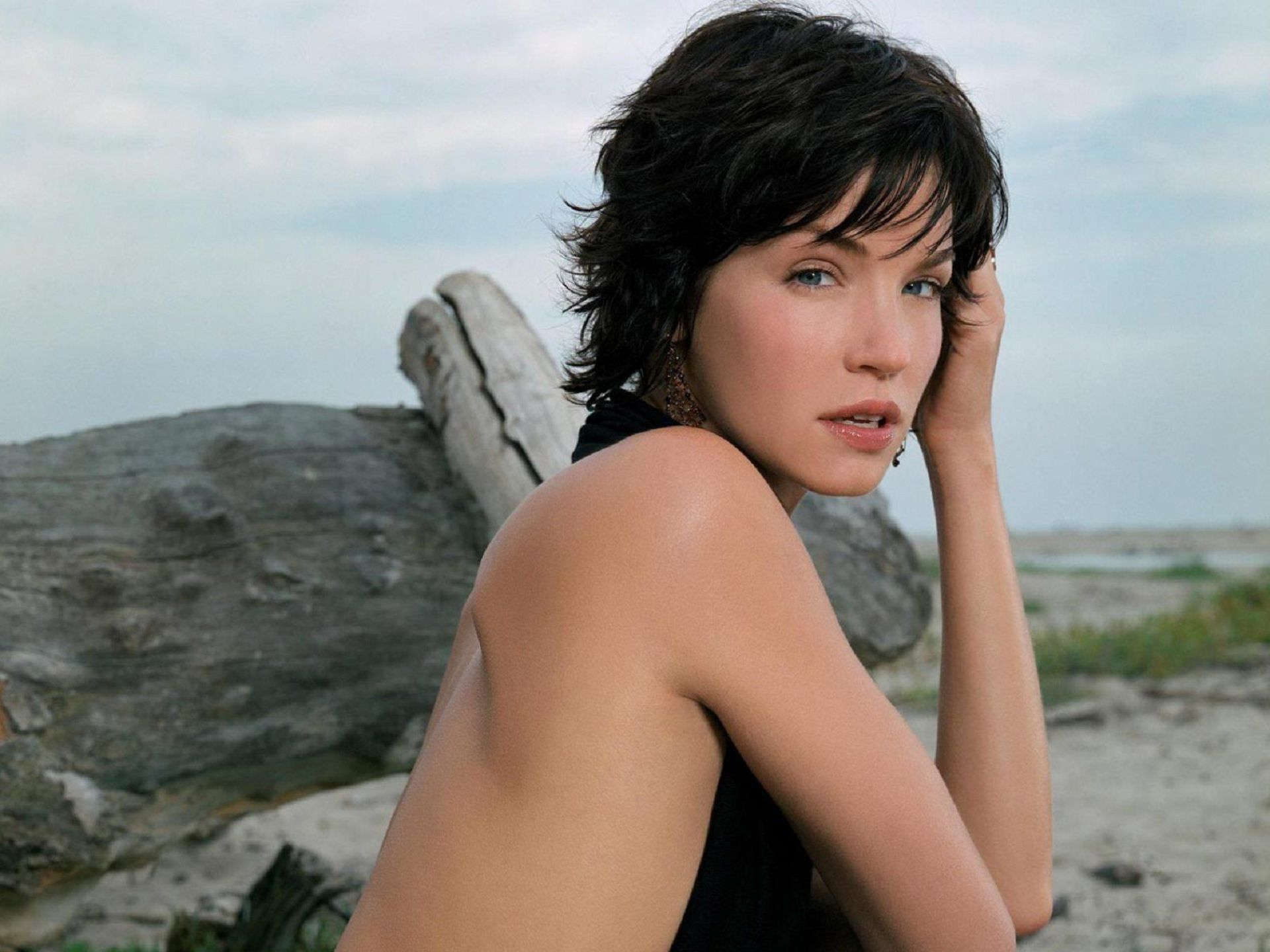 Ashley Scott Wallpapers Backgrounds