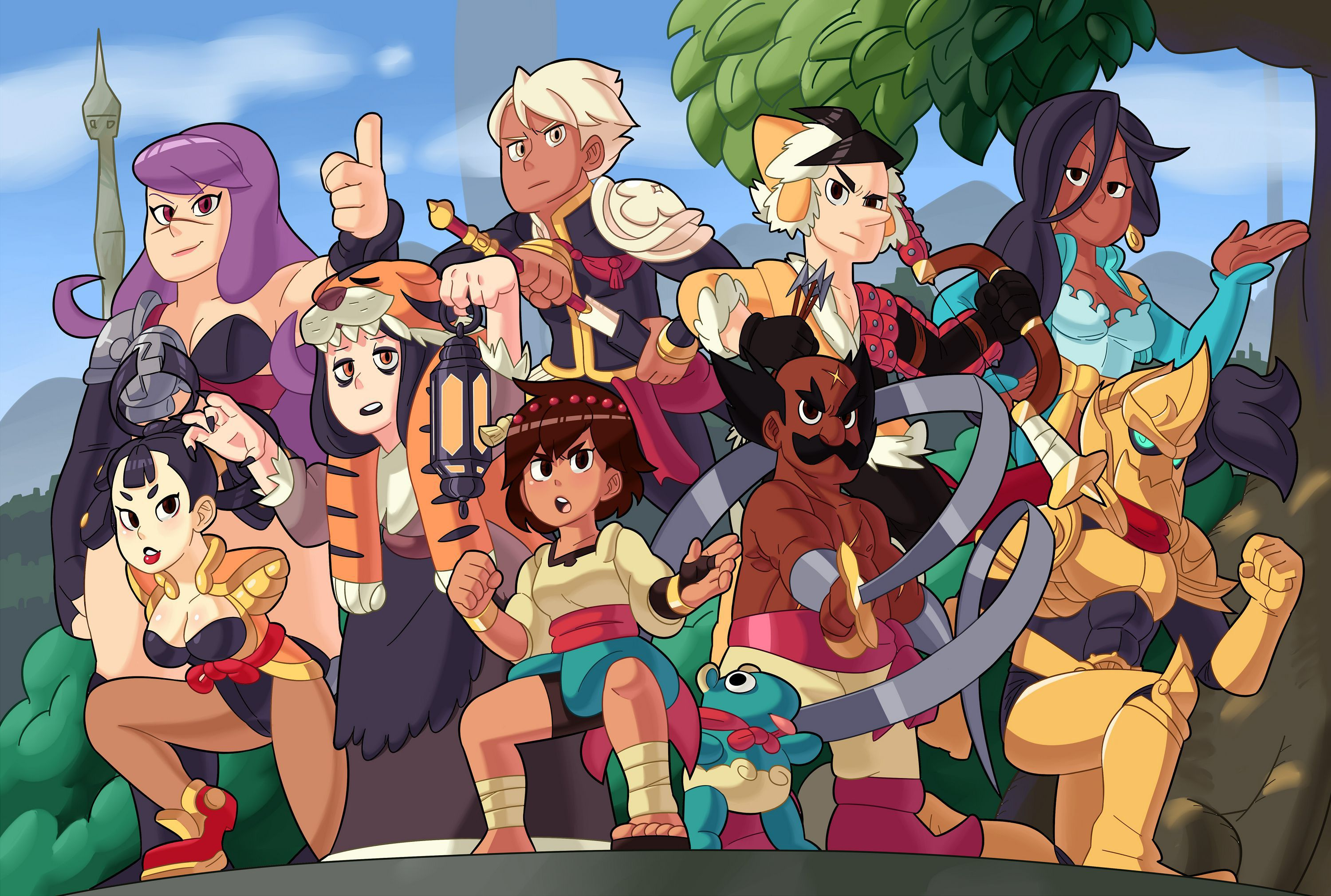 386891 Theolebrave Indivisible Fan Art Competition