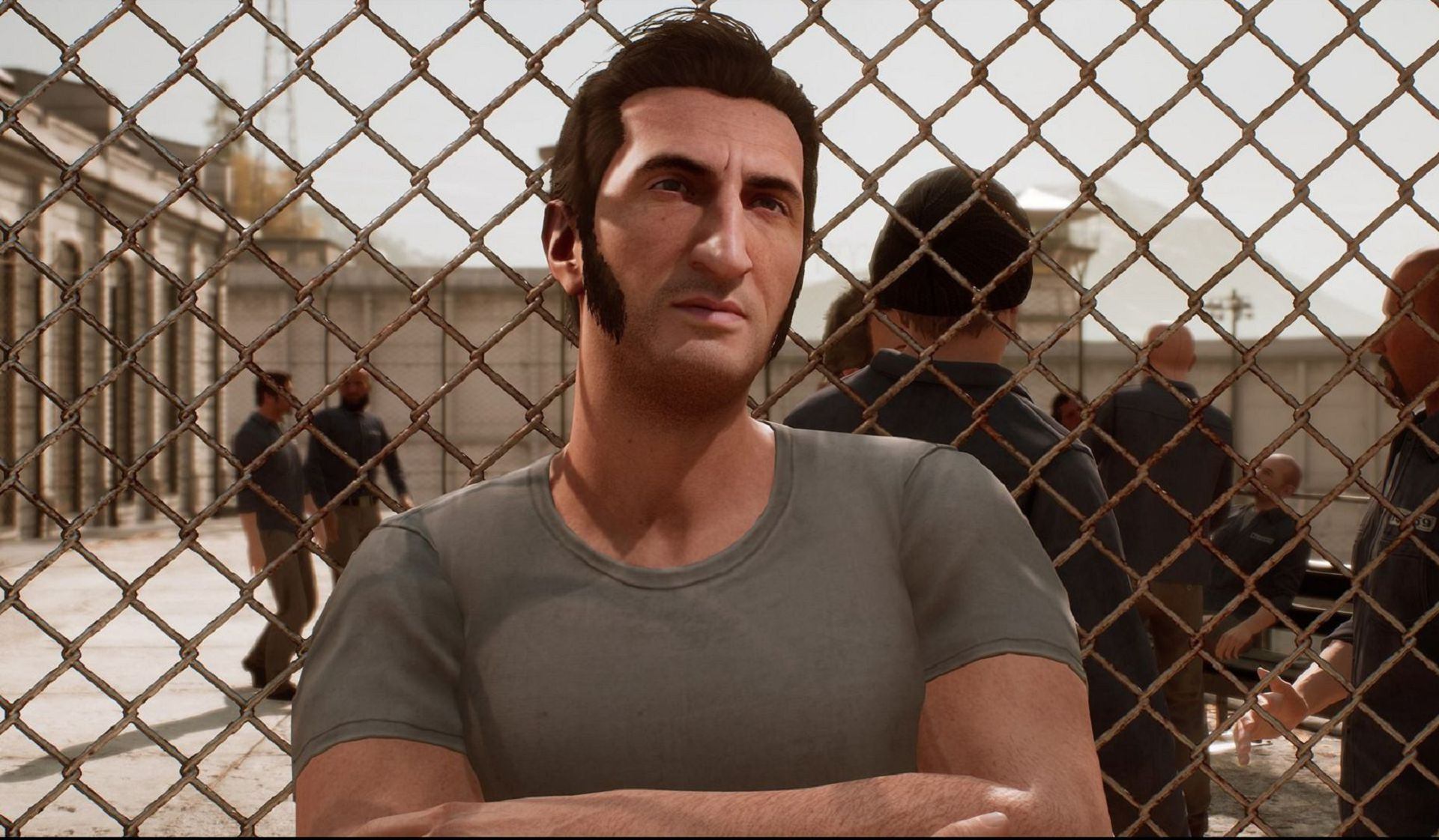 A Way Out Wallpaper Pack