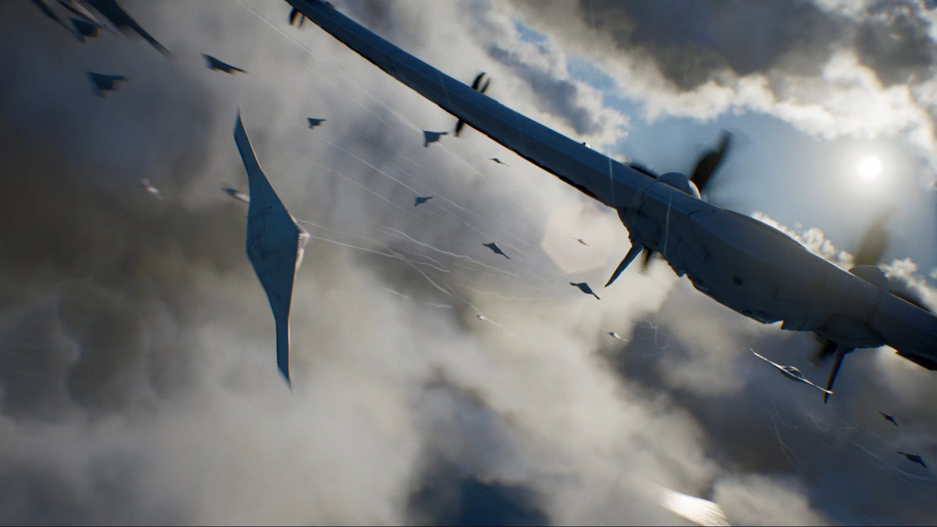 Ace Combat 7 Skies Unknown Beautiful