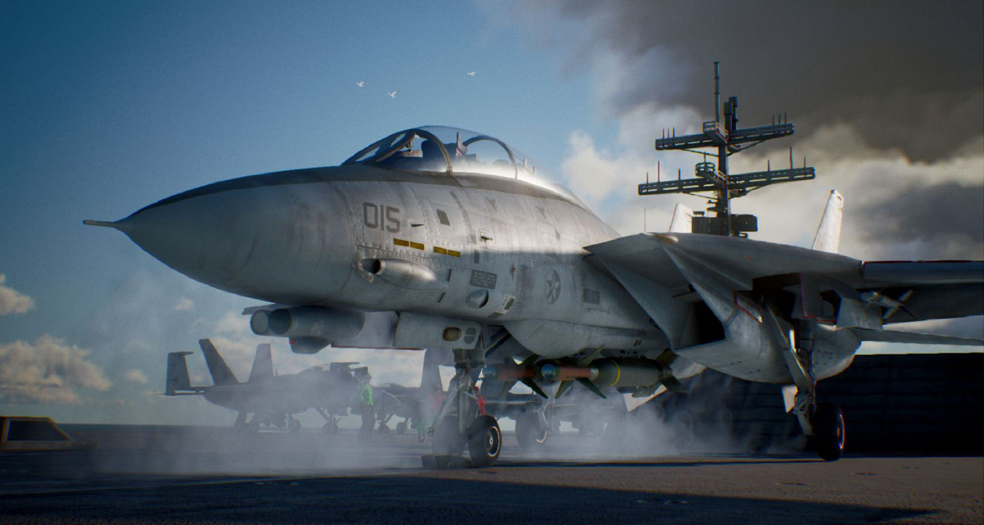 Ace Combat 7 Skies Unknown Wallpaper
