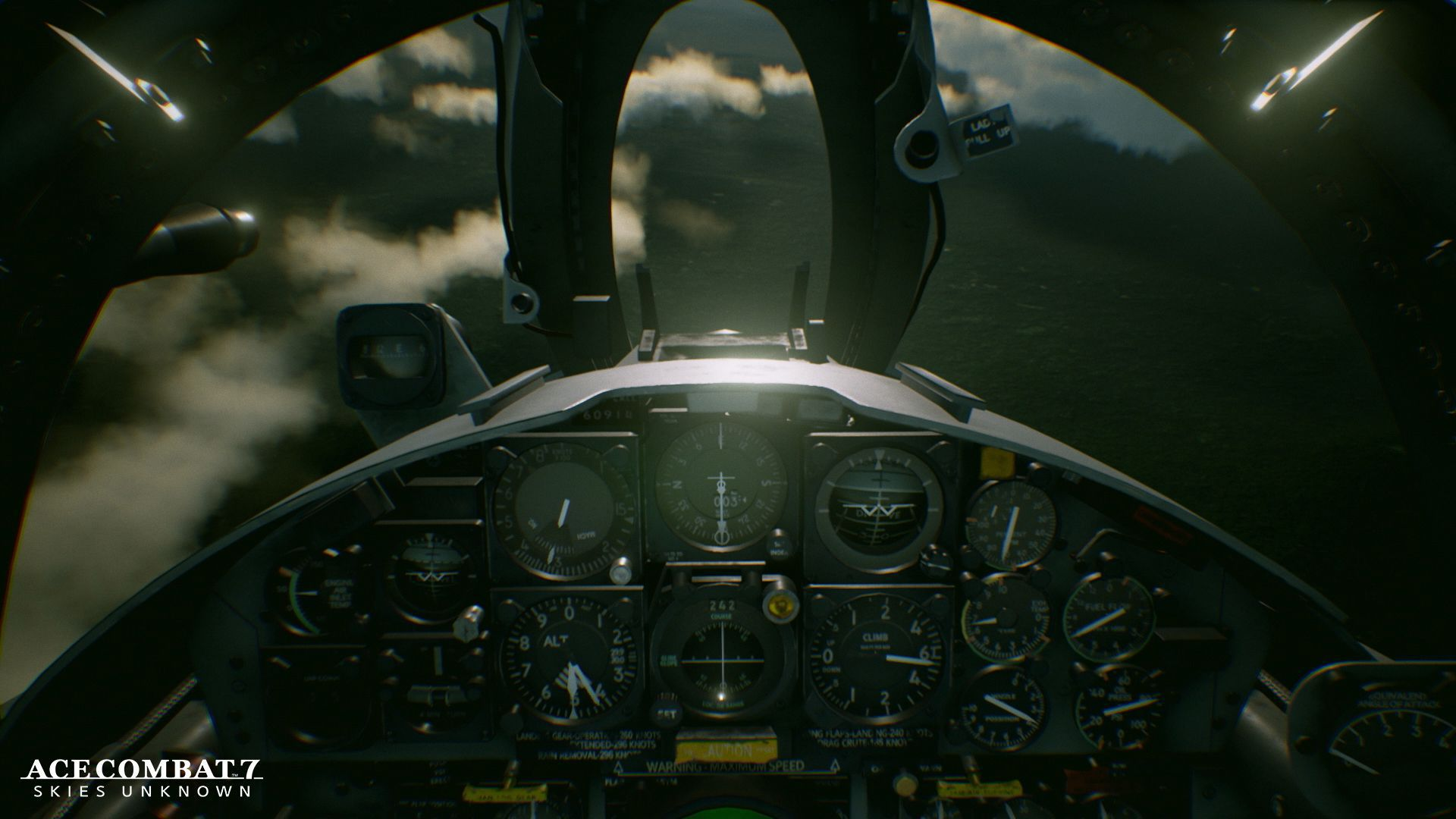 Ace Combat 7 Skies Unknown Wallpapers HD