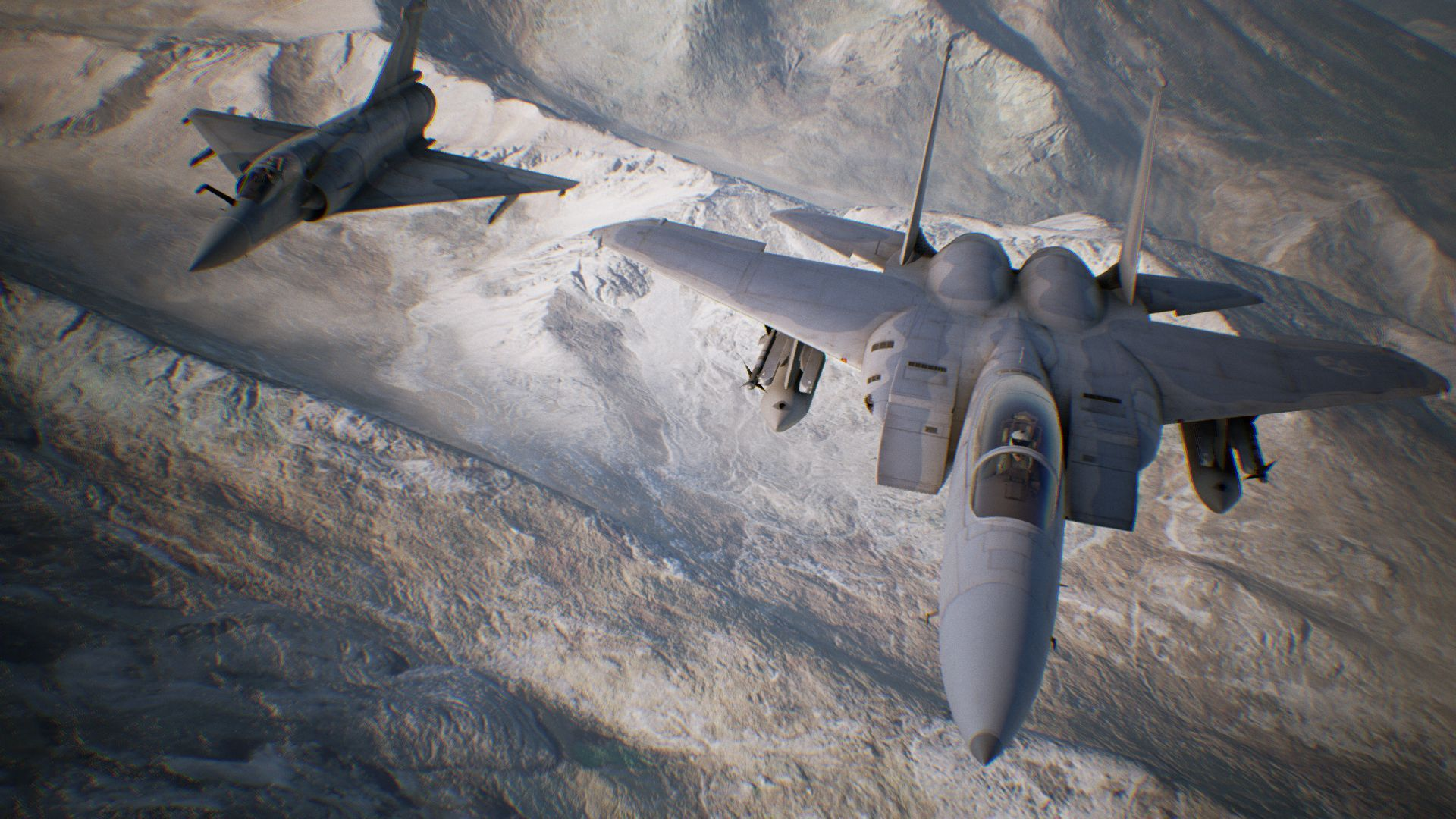 Ace Combat 7 Skies Unknown For Desktop