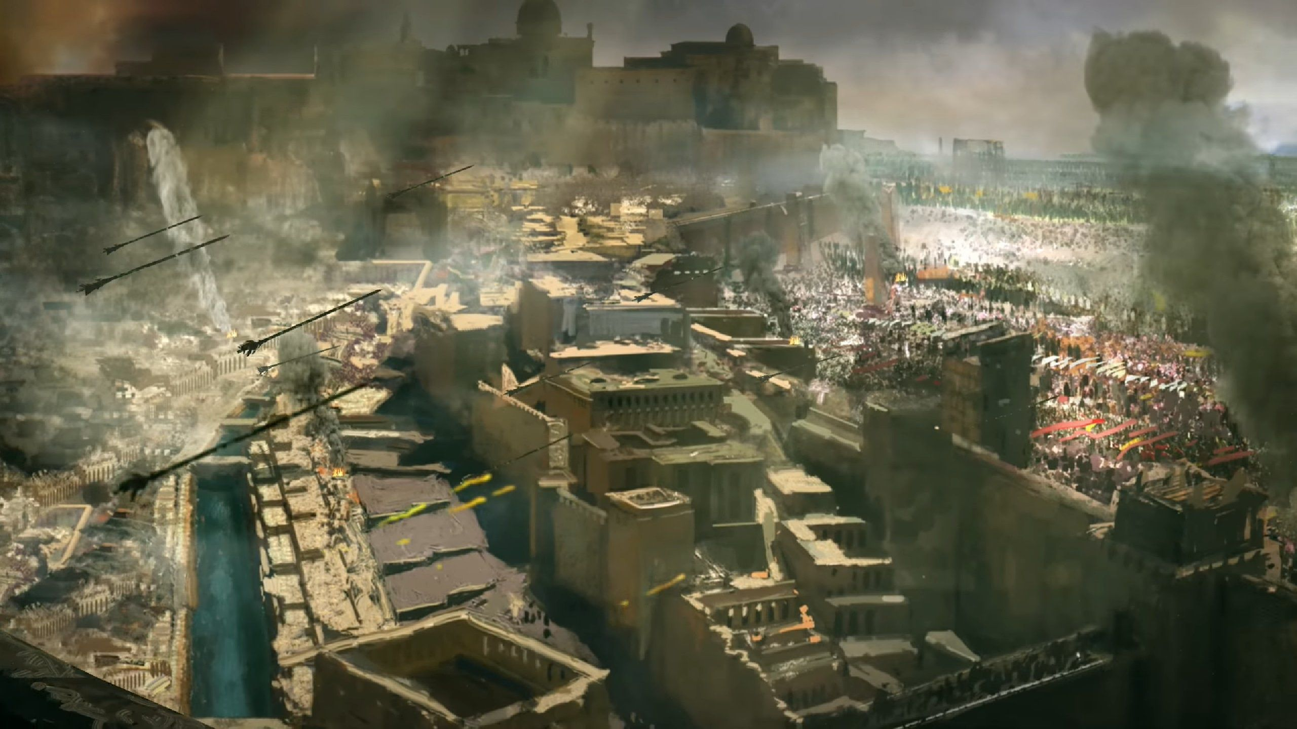 Age Of Empires In High Resolution
