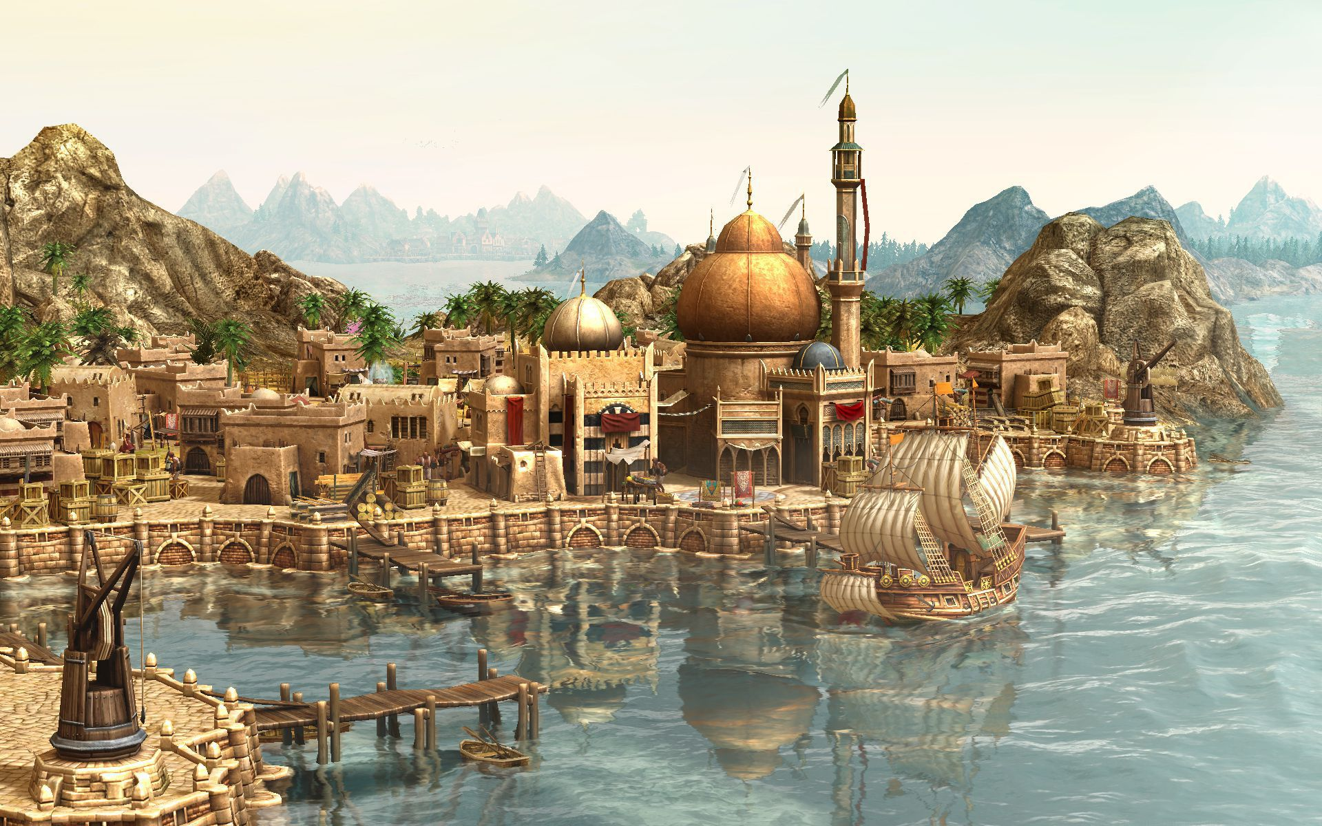 Age Of Empires Wallpaper Pack