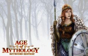 Age Of Mythology HD Wallpaper