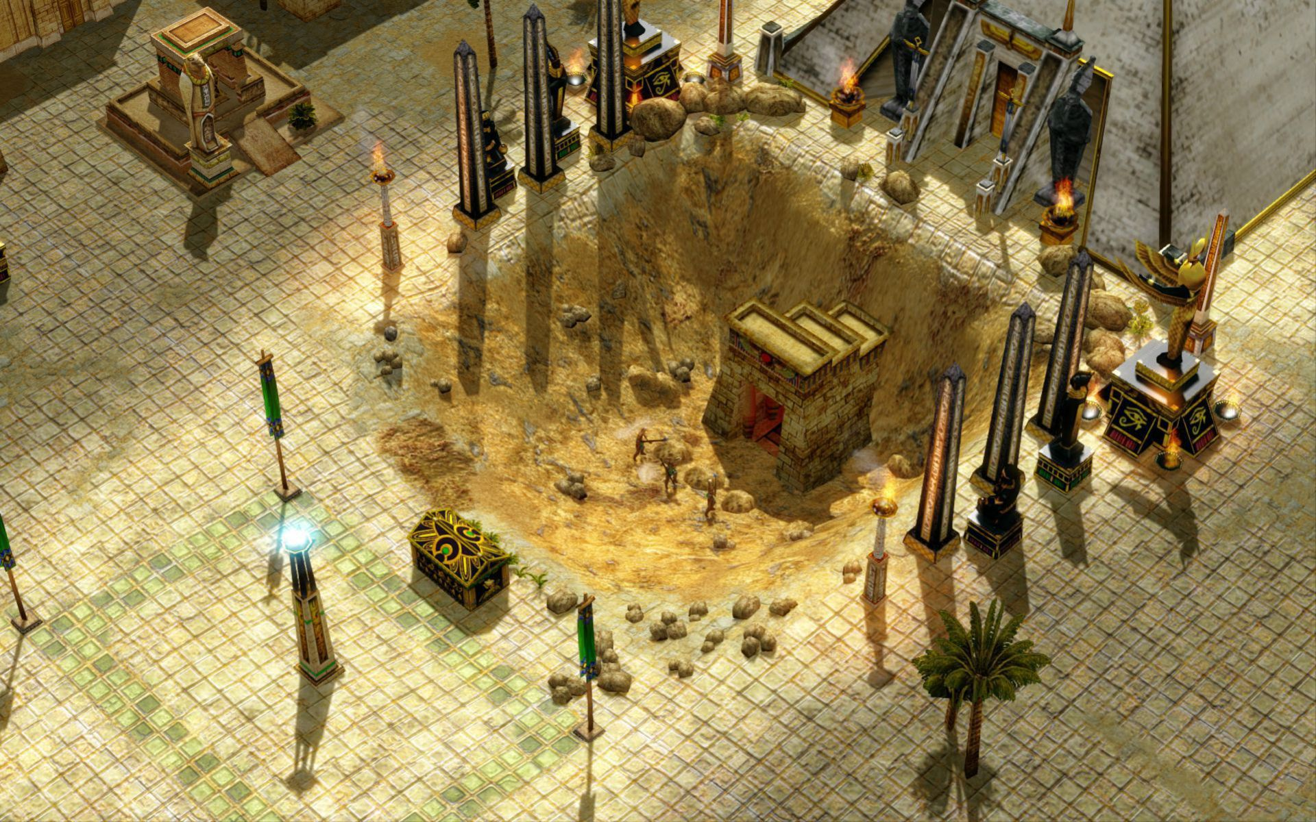 Age Of Mythology High Definition Wallpapers