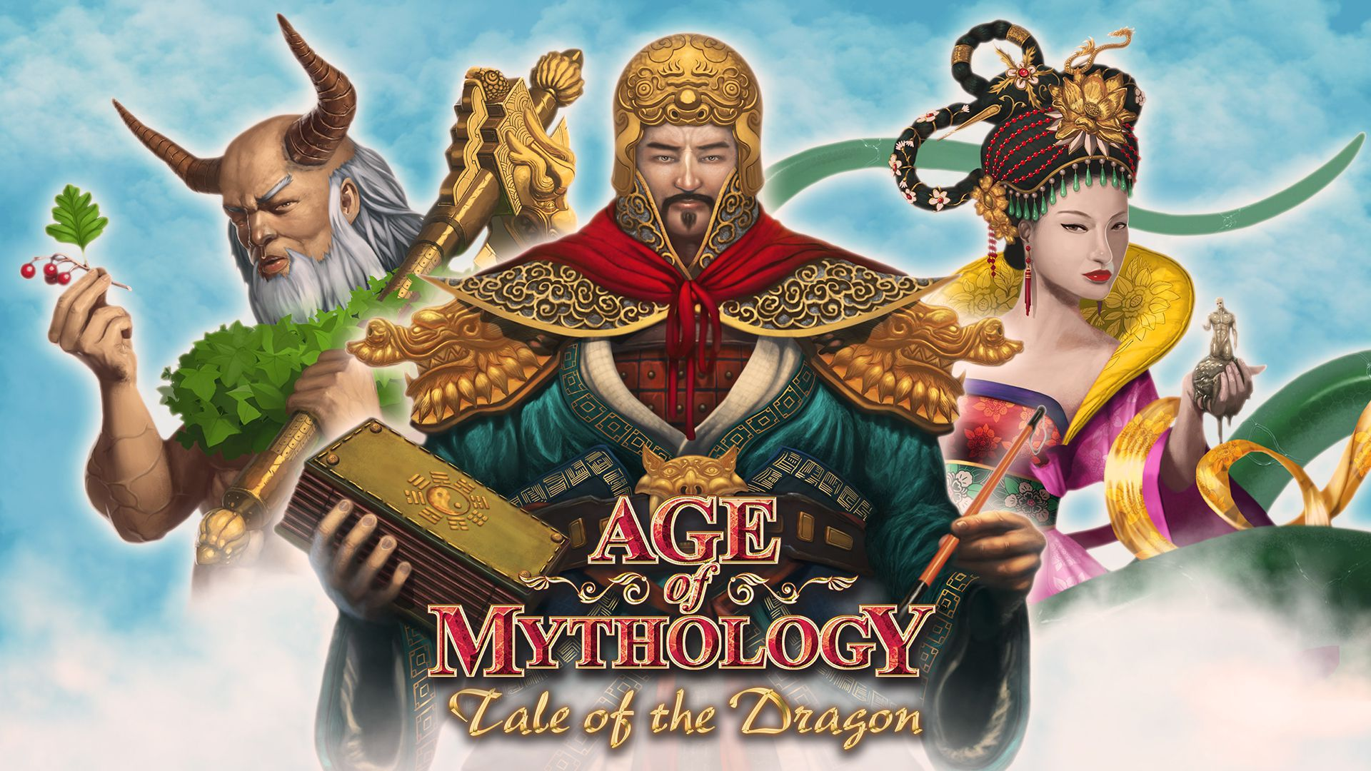 Age Of Mythology High Quality Wallpapers