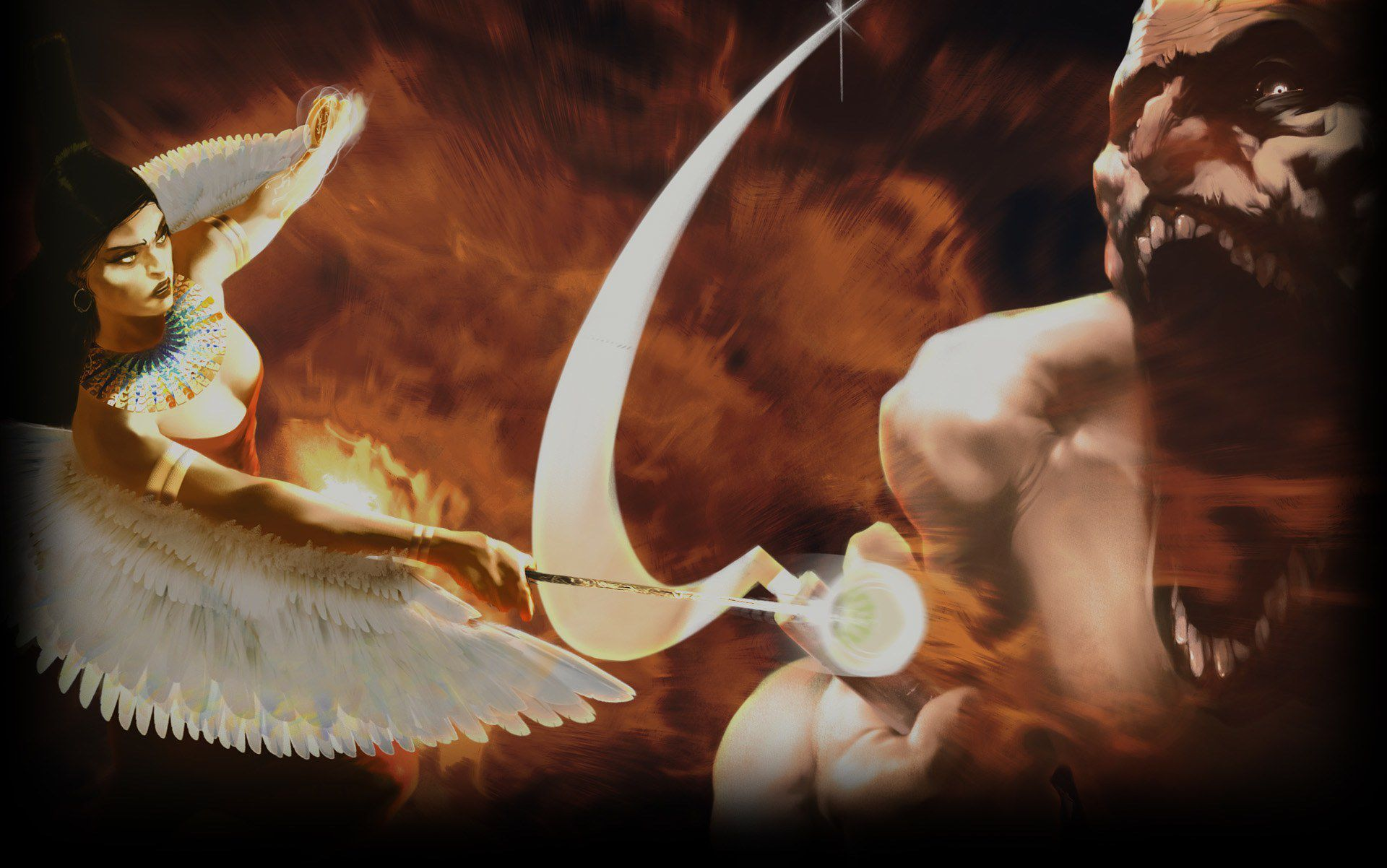 Age Of Mythology Wallpaper Pack