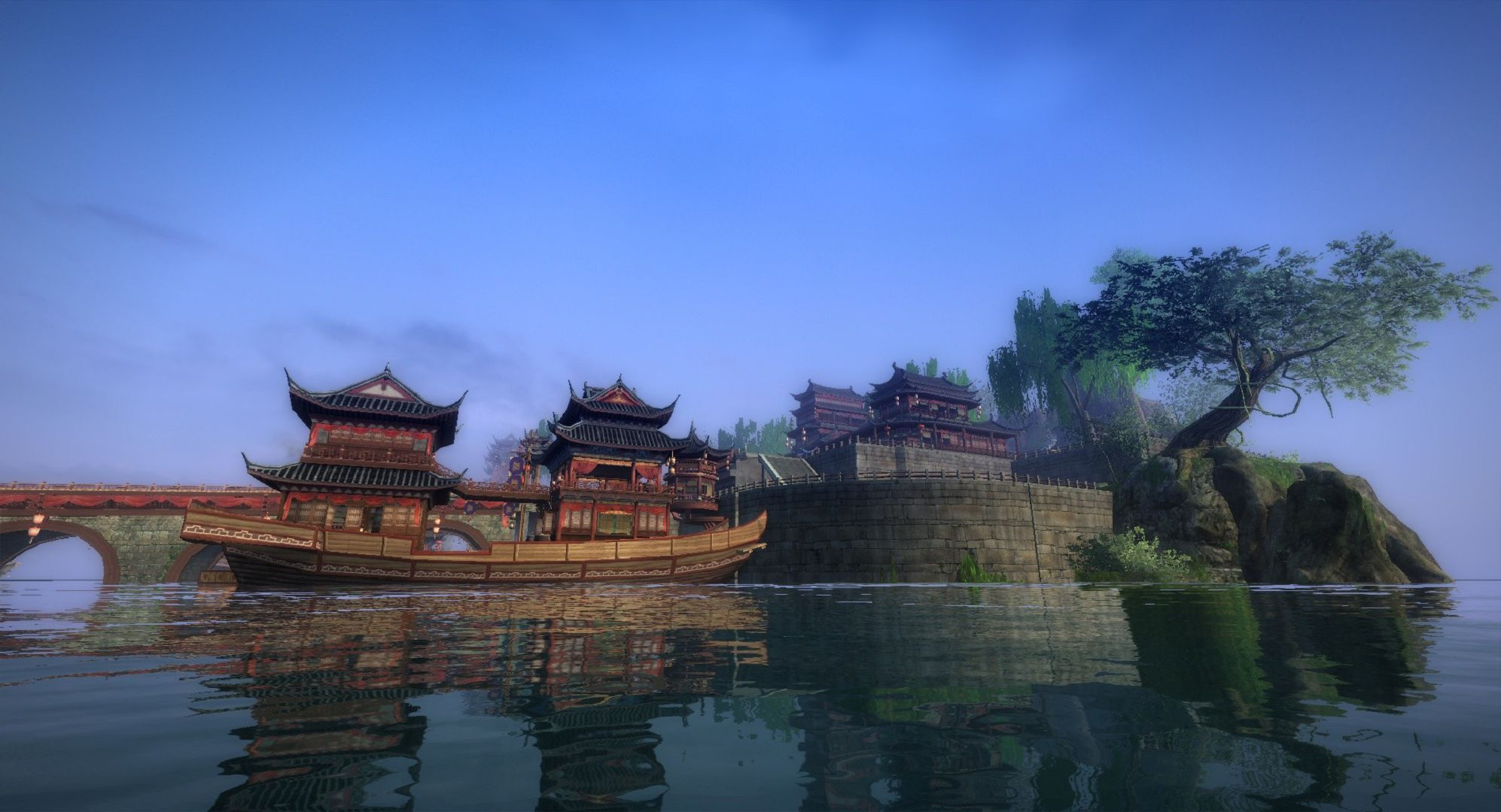 Age Of Wushu Background
