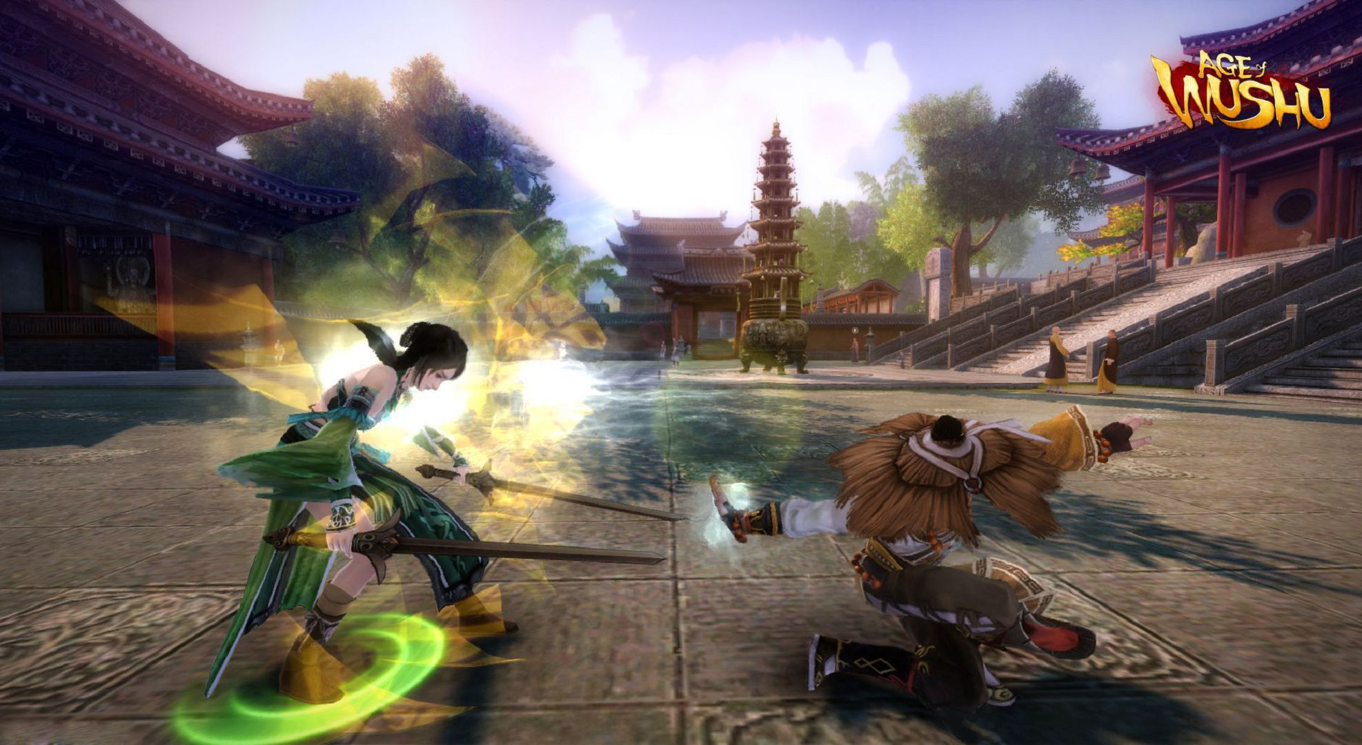 Age Of Wushu High Definition Wallpapers