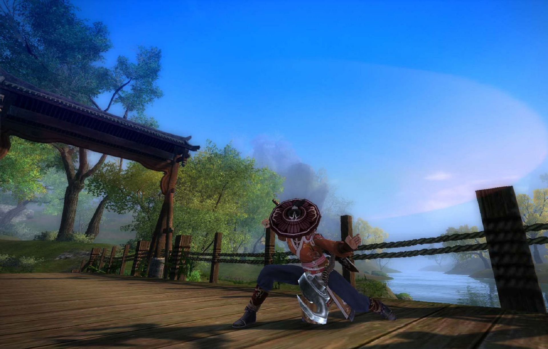 Age Of Wushu High Quality Wallpapers