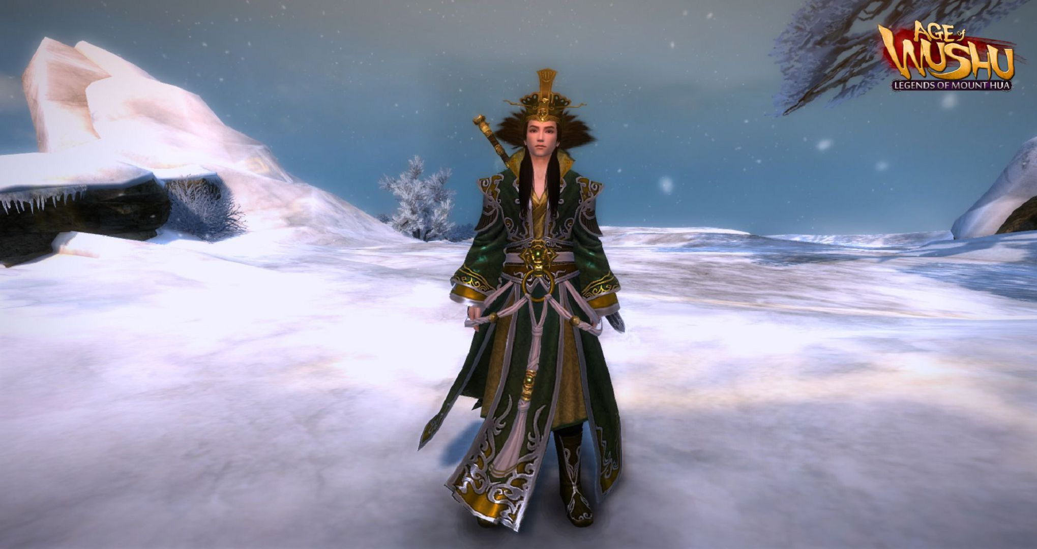 Age Of Wushu Pictures