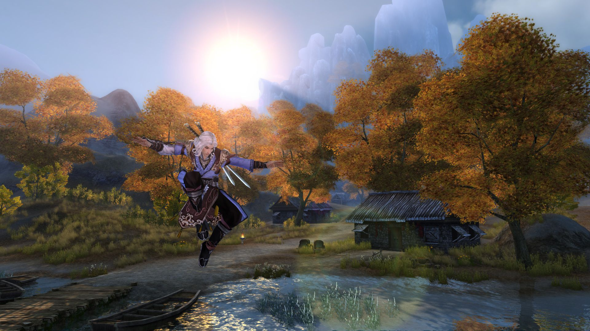 Age Of Wushu Wallpapers