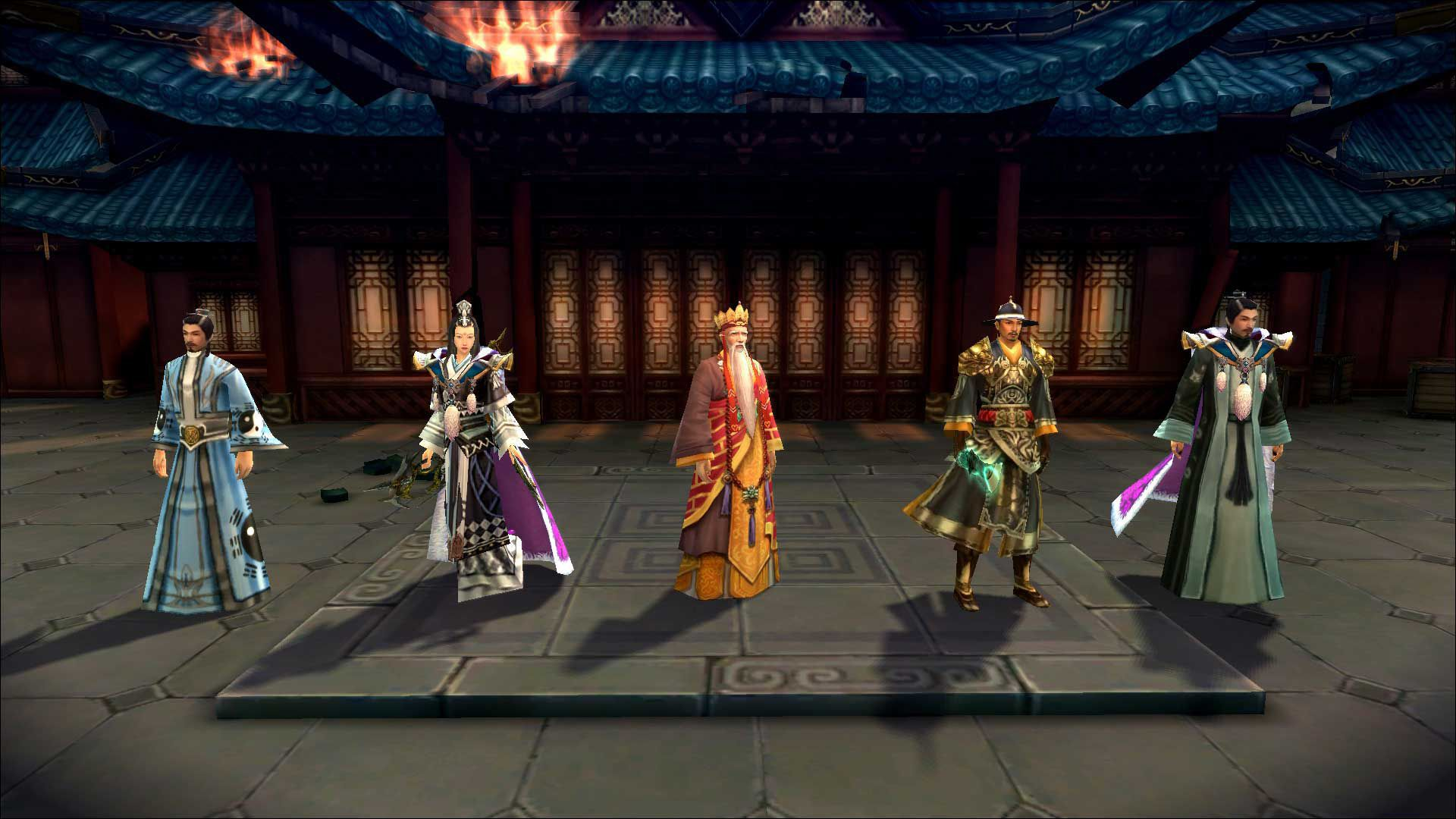Age Of Wushu For Desktop