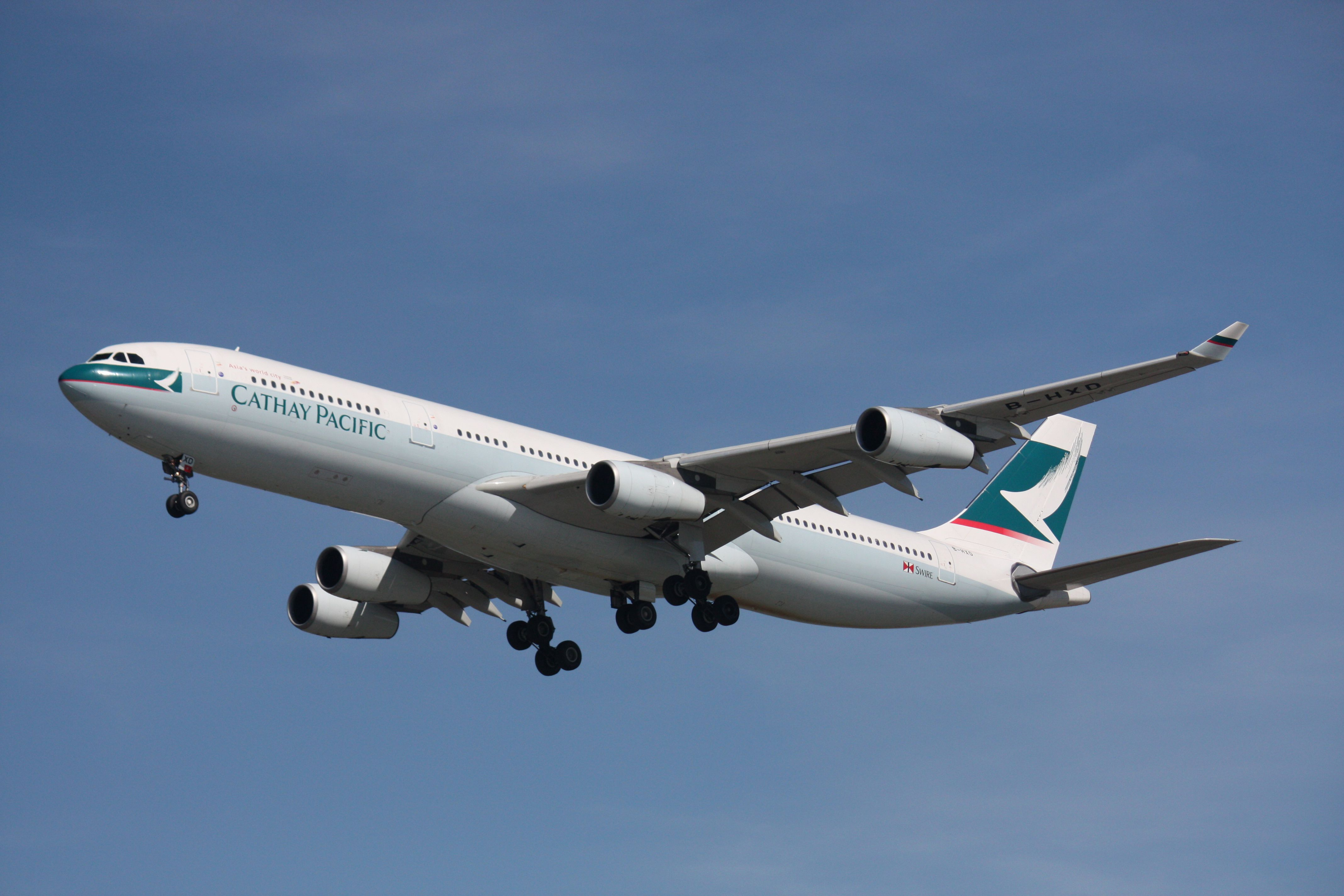 Airbus A340 Gallery