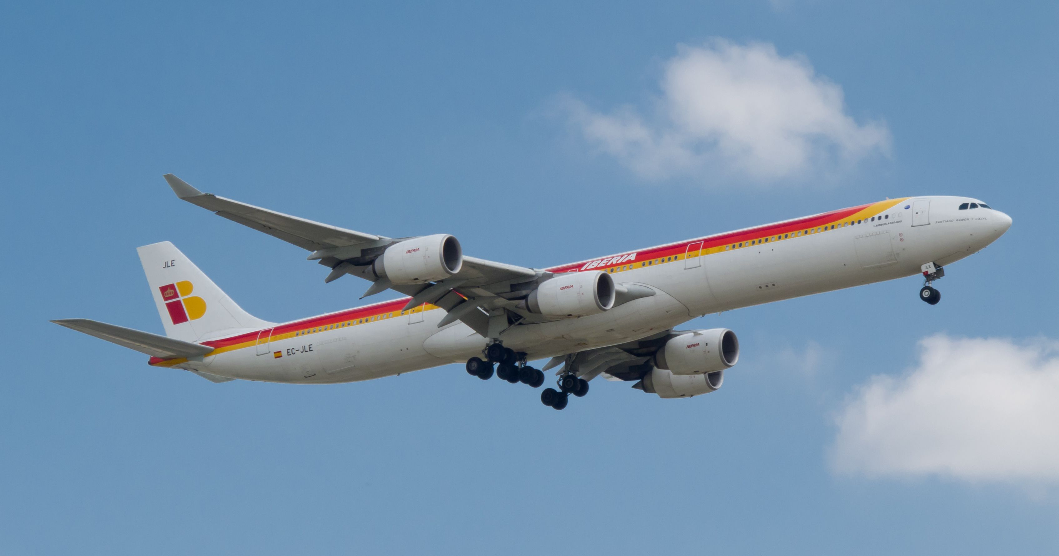 Airbus A340 In High Resolution