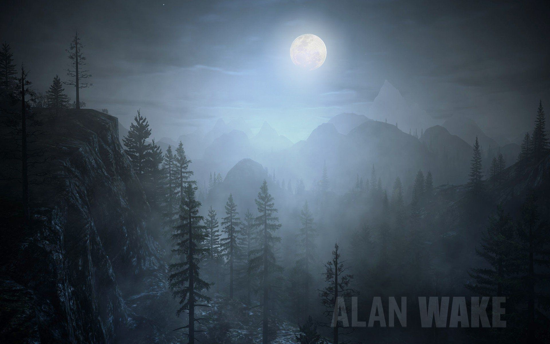Alan Wake Desktop