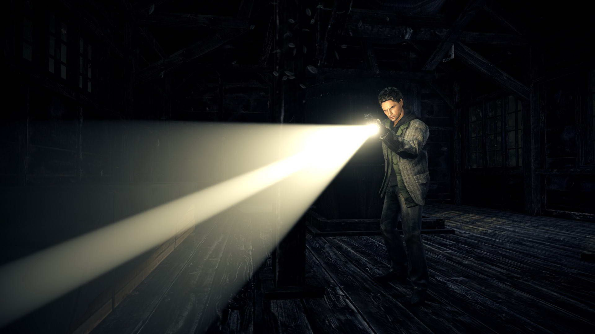 Alan Wake Gallery