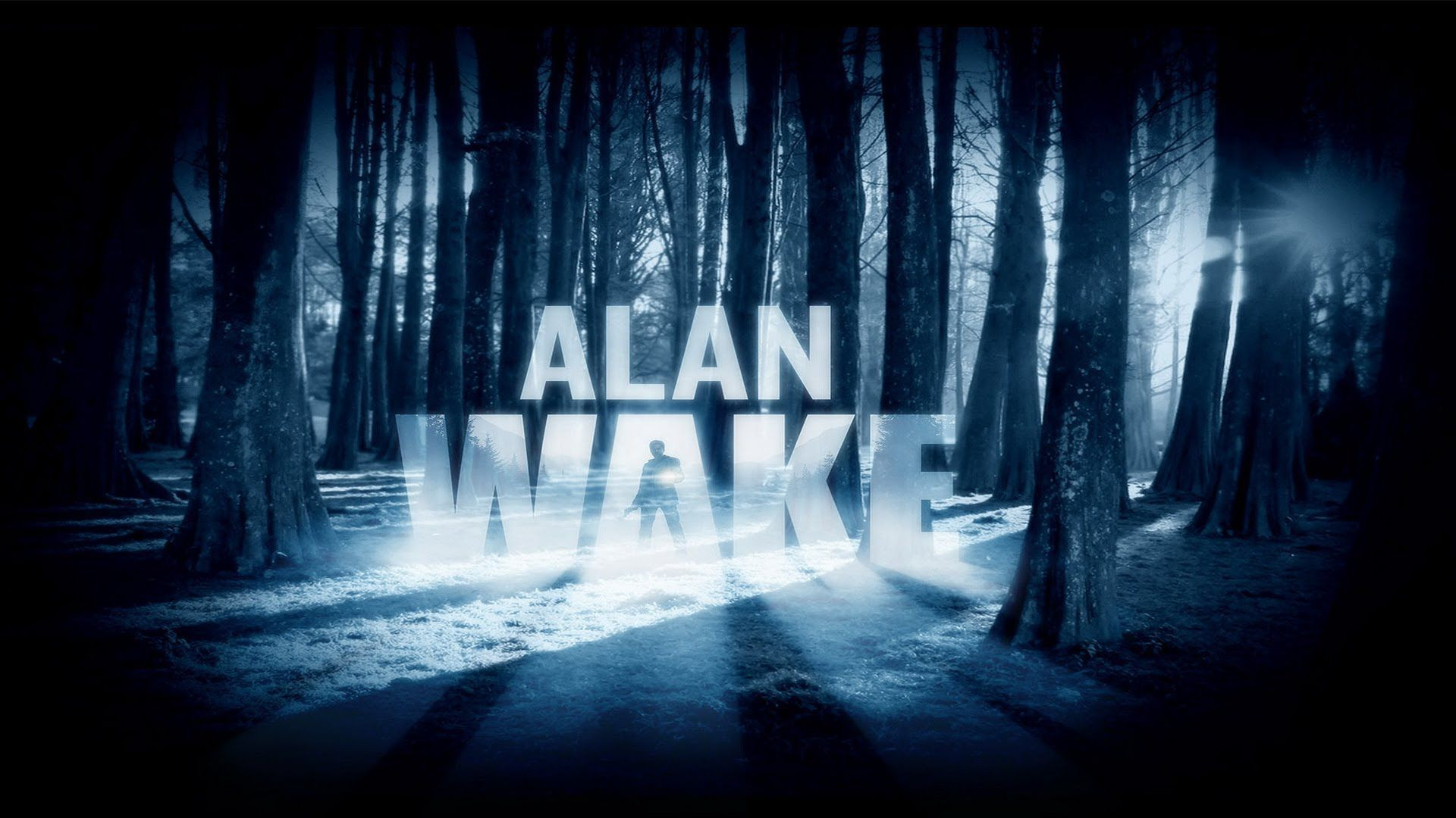 Alan Wake HD Background