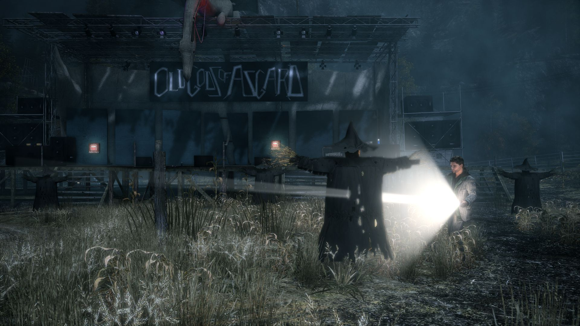 Alan Wake HD Wallpaper