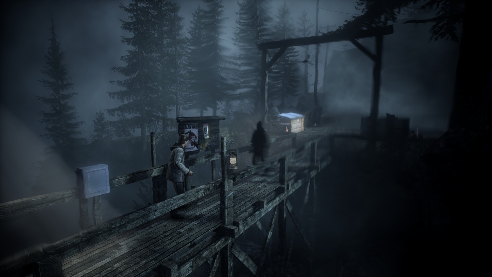 Alan Wake Images