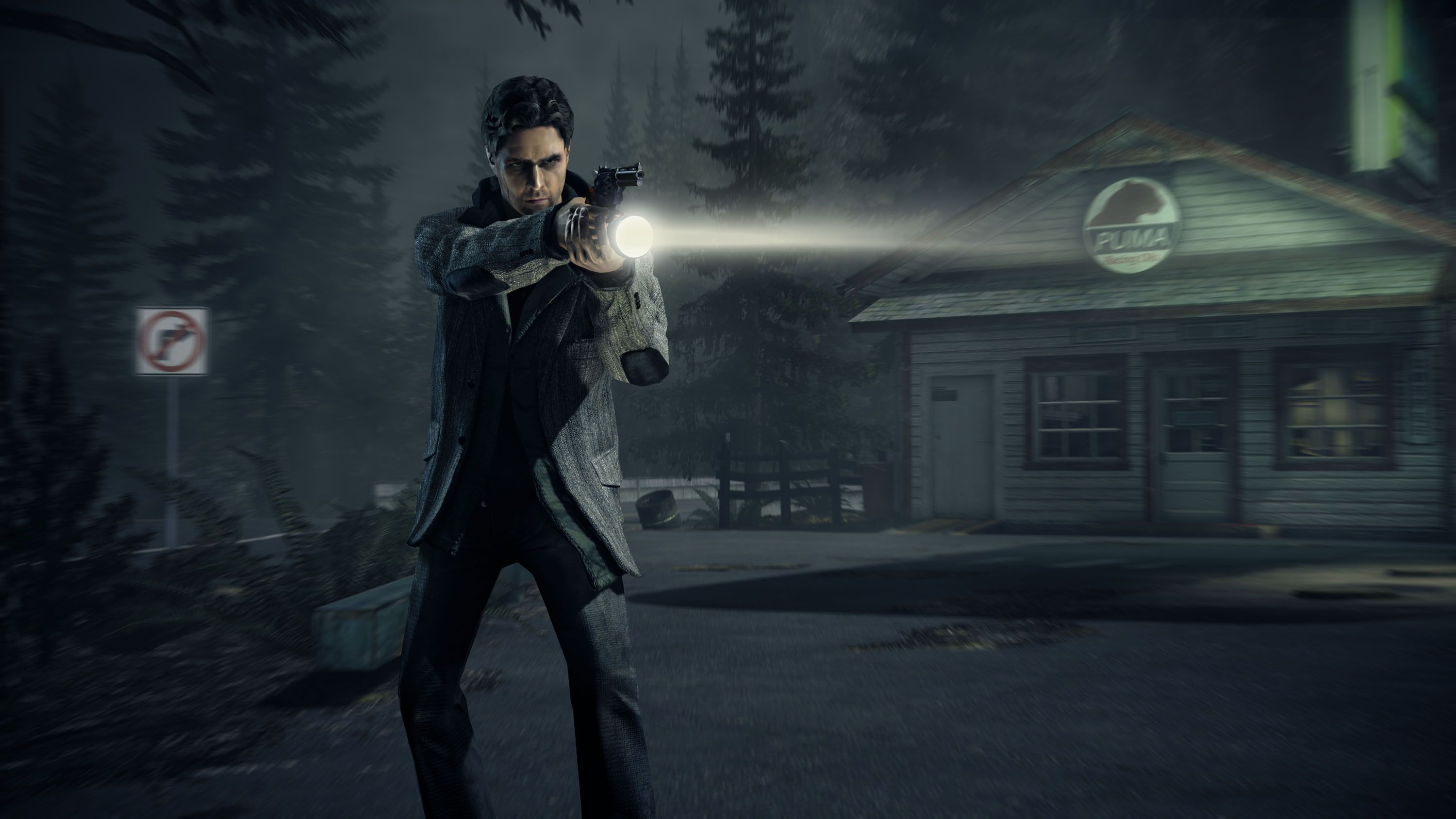 Alan Wake Photos