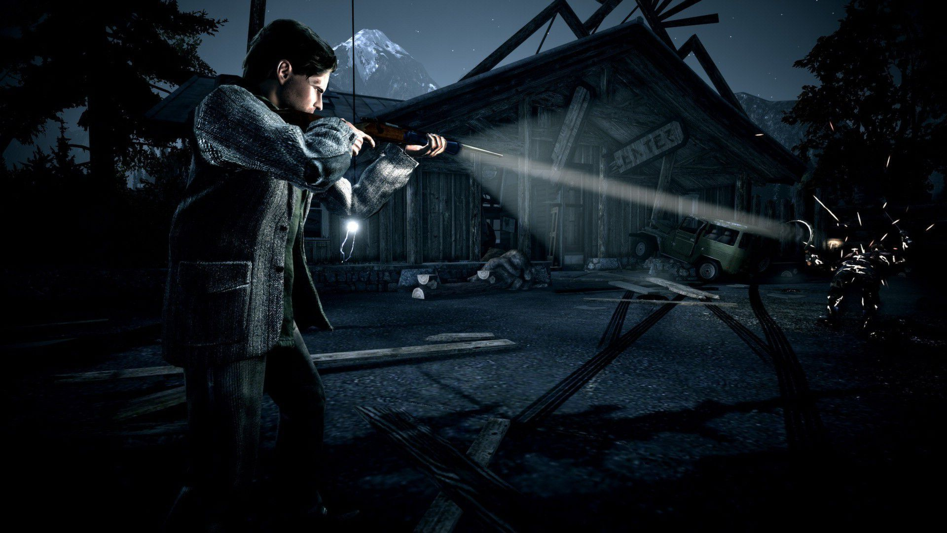 Alan Wake Widescreen