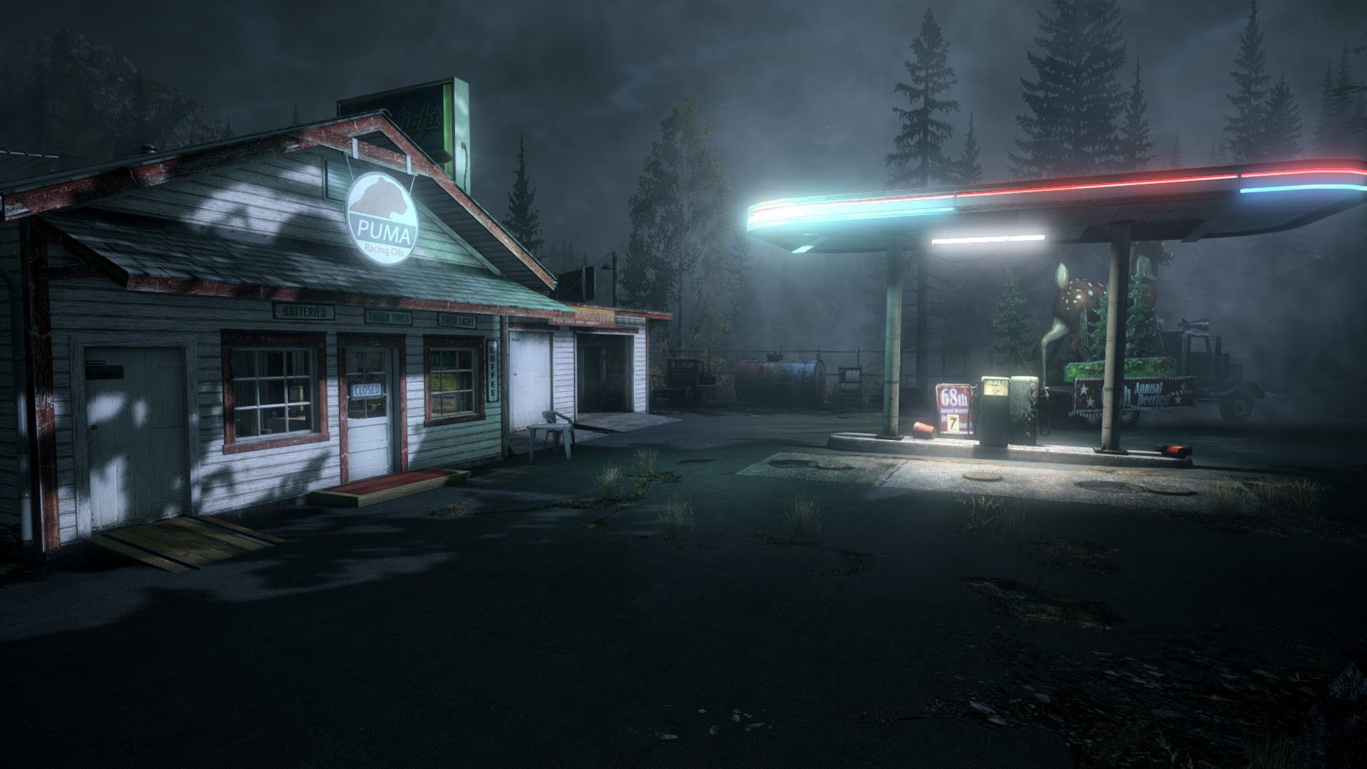 Alan Wake For Desktop