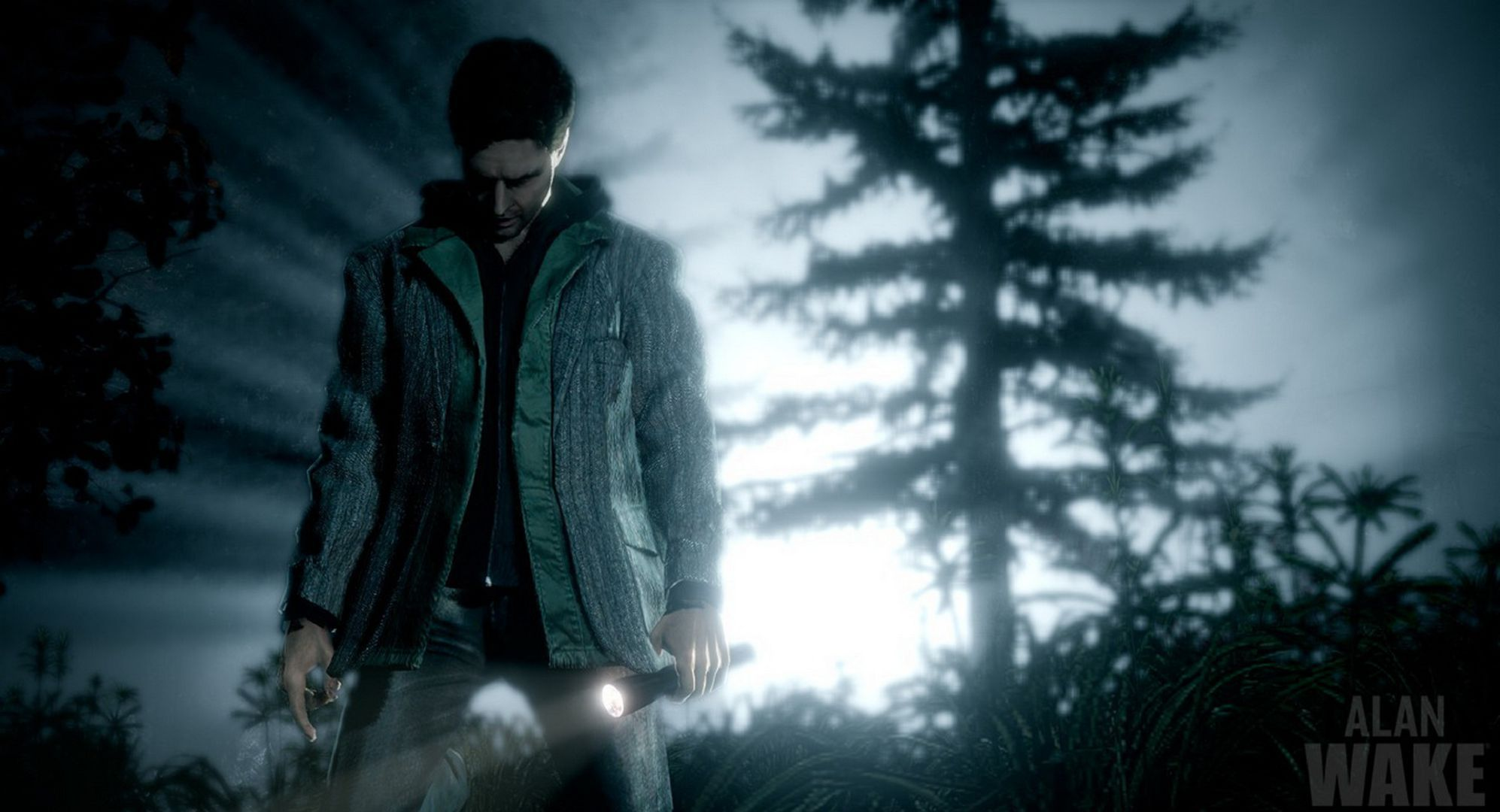 Alan Wake Wallpaper Pack
