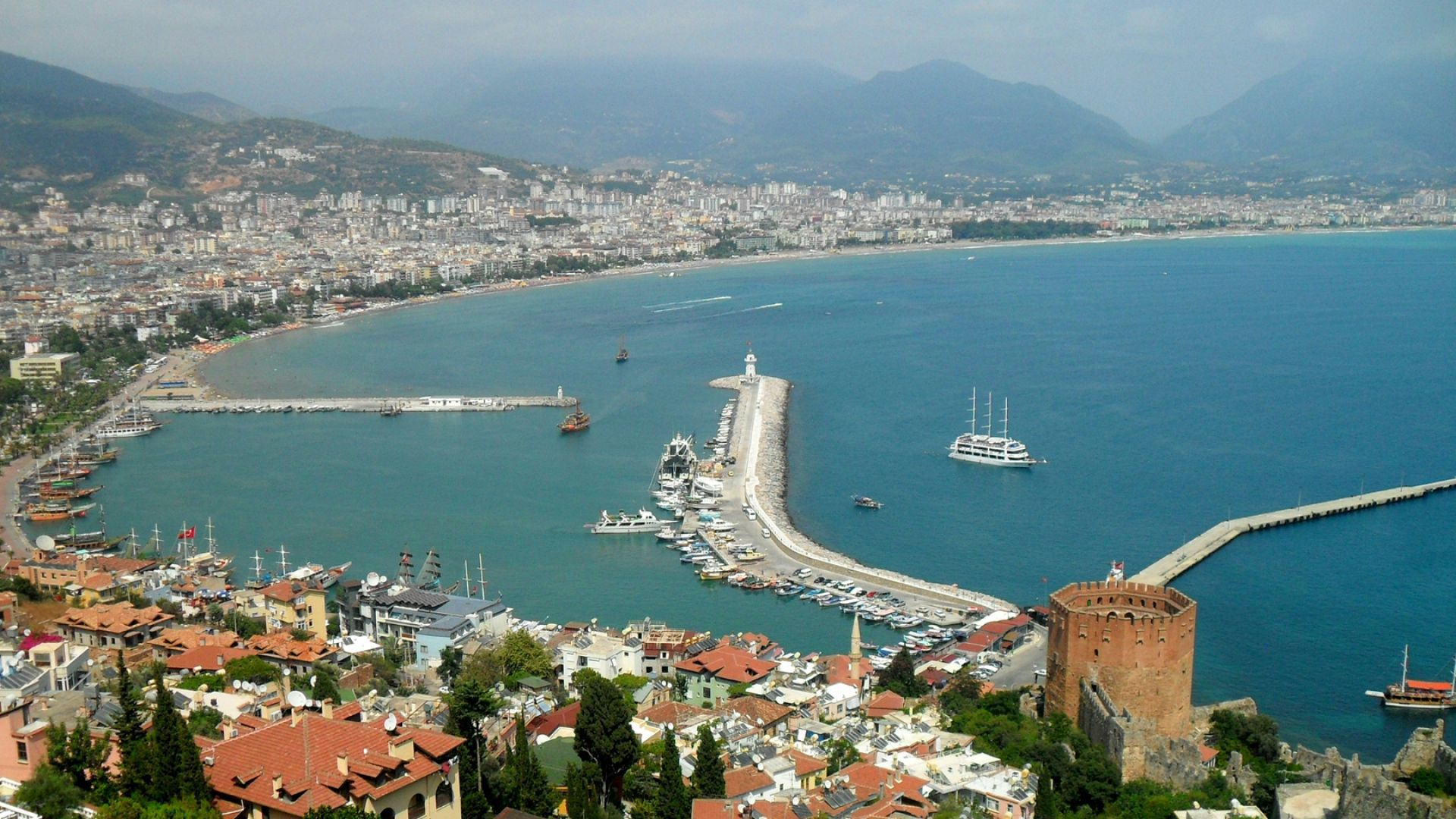 Alanya Turkey HD