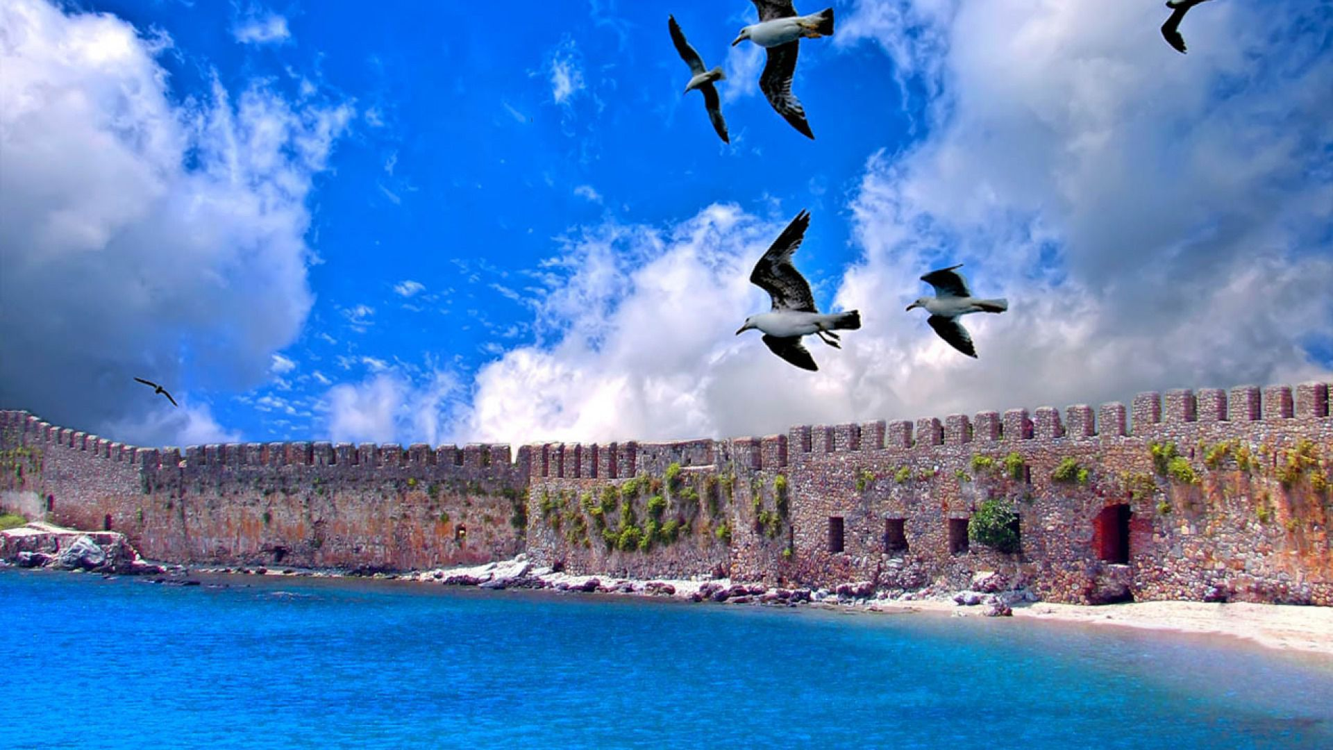 Alanya Turkey Wallpaper Pack