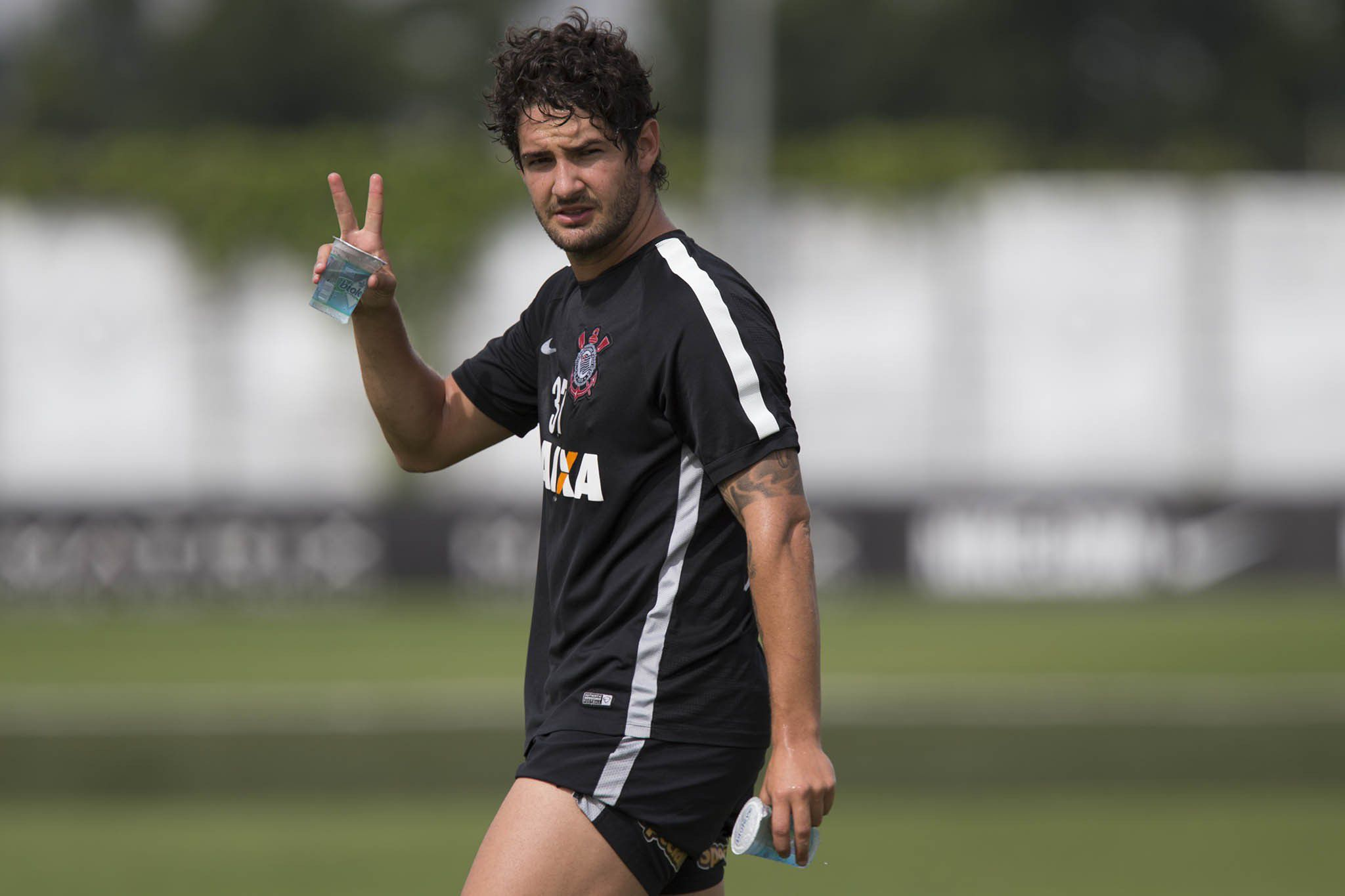 Alexandre Pato Photos