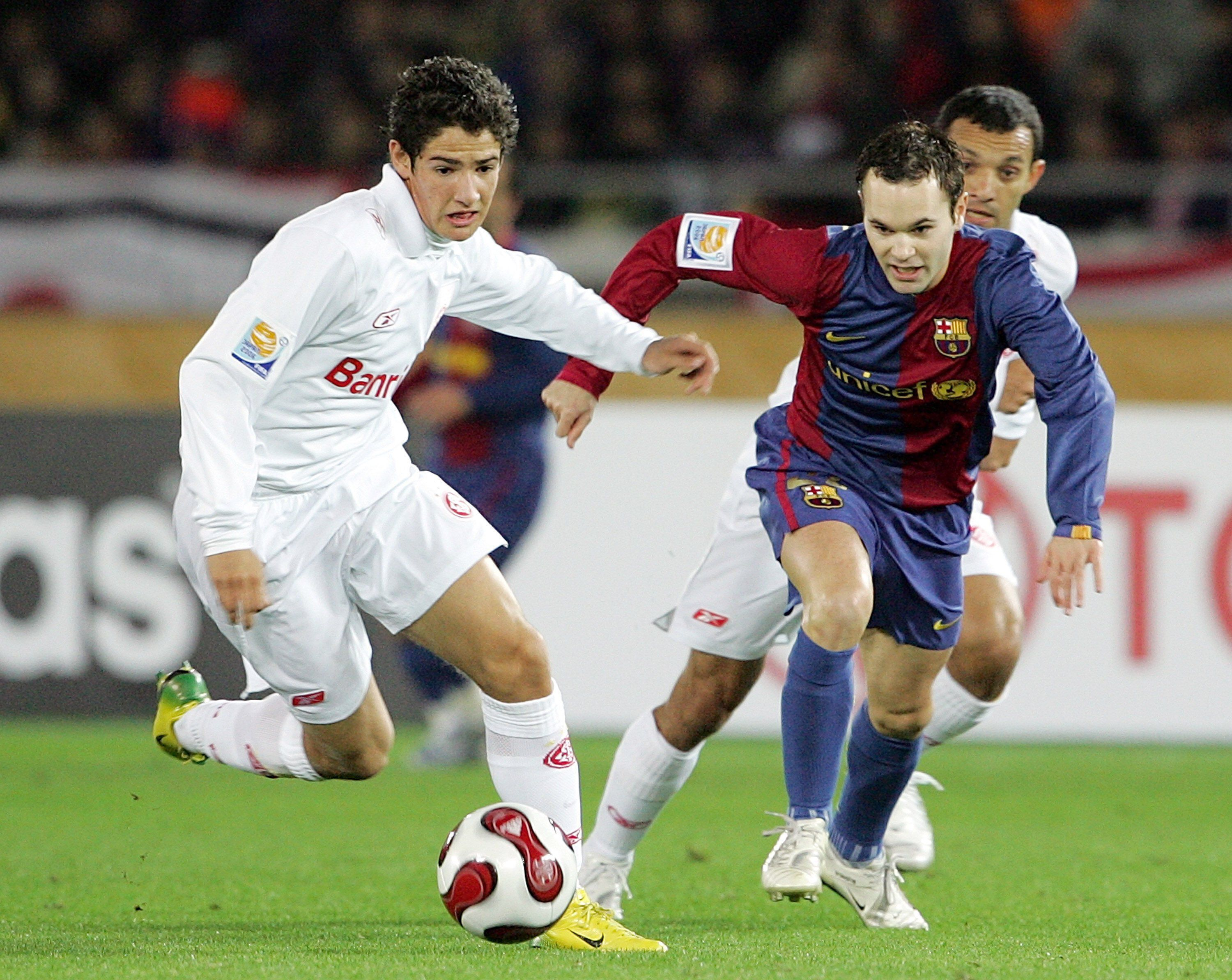 FIFA Club World Cup Sport Club Internacional V FC Barcelona: Final