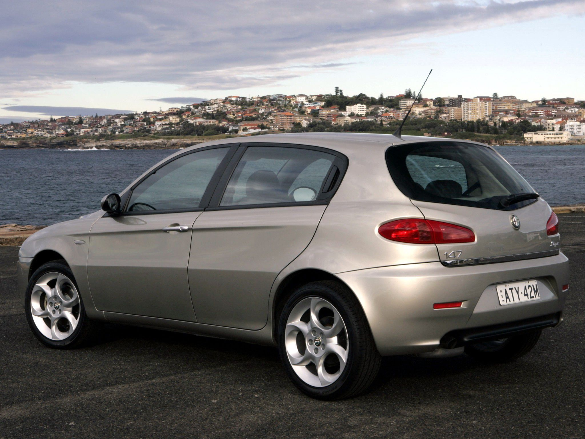 Alfa Romeo 147 Beautiful